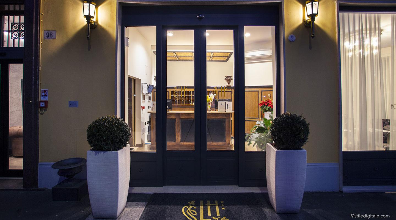 Boutique hotel liberty 1904 bologna for Design hotel bologna